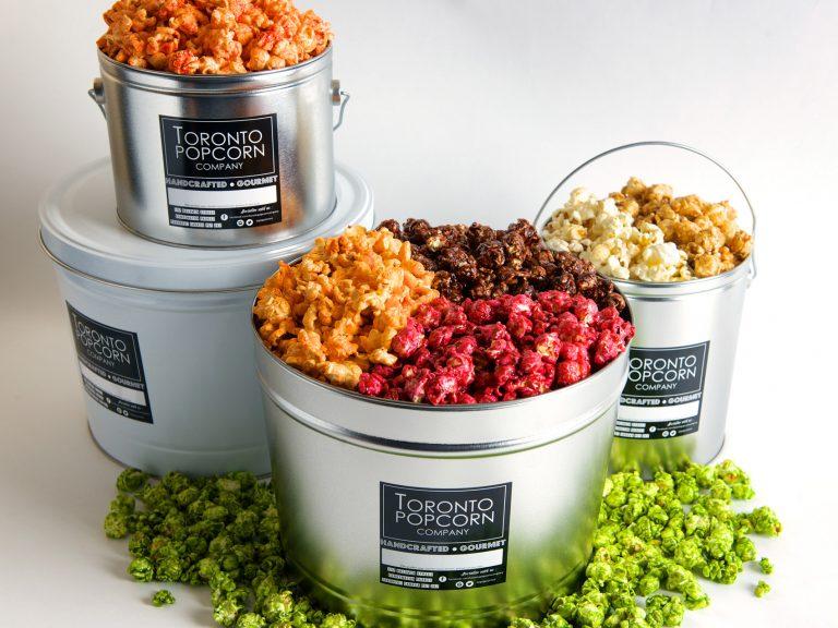 toronto popcorn company photography
